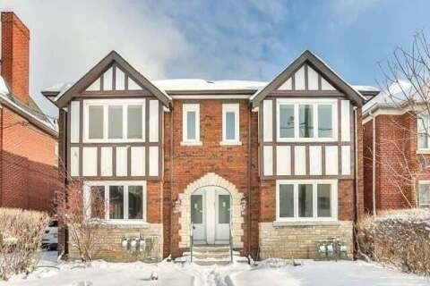 Townhouse for rent at 987 Avenue Rd Unit Main Toronto Ontario - MLS: C4863766