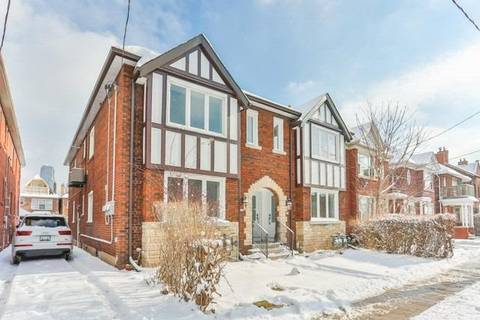 Townhouse for rent at 989 Avenue Rd Unit Main Toronto Ontario - MLS: C4563319