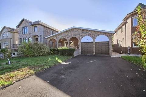 House for rent at 71 Spruce Ave Unit Main F Richmond Hill Ontario - MLS: N4420128