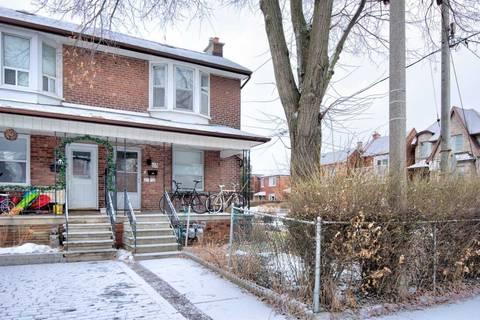 Townhouse for rent at 113 Auburn Ave Unit Main Fl Toronto Ontario - MLS: W4683631