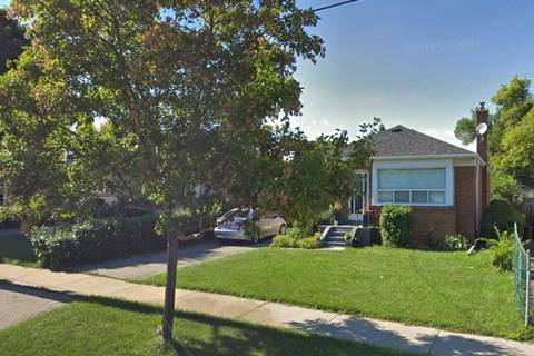 House for rent at 126 Silverhill Dr Unit Main Fl Toronto Ontario - MLS: W4479616