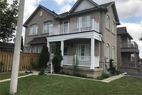 Townhouse for rent at 15 Starfish Ct Unit Main Fl Brampton Ontario - MLS: W4674981