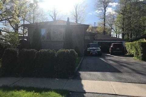 House for rent at 16 Gable Pl Unit Main Fl Toronto Ontario - MLS: E4482886