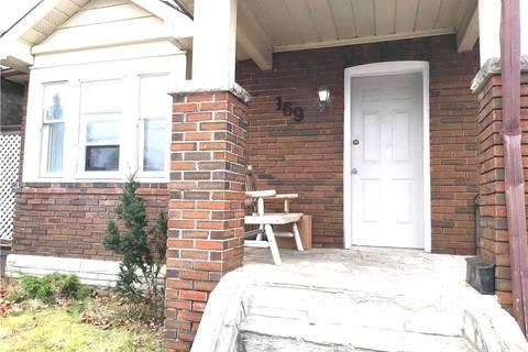 House for rent at 169 O'connor Dr Unit Main Fl Toronto Ontario - MLS: E4659843
