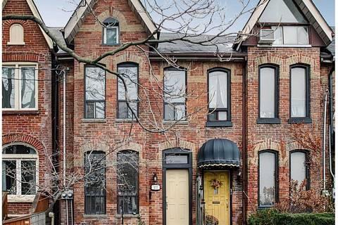 Townhouse for rent at 177 Logan Ave Unit Main Fl Toronto Ontario - MLS: E4633005