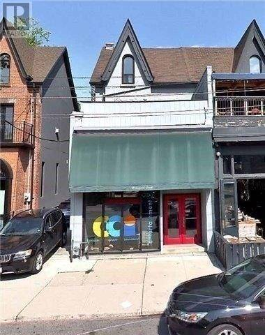 Commercial property for lease at 18 Dupont St Apartment Main Fl Toronto Ontario - MLS: C4622154