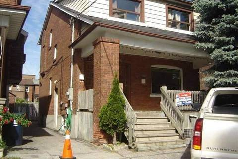 House for rent at 194 Westmount Ave Unit Main Fl Toronto Ontario - MLS: C4748166