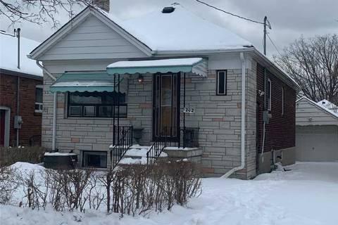 House for rent at 202 Aldercrest Rd Unit Main Fl Toronto Ontario - MLS: W4675274