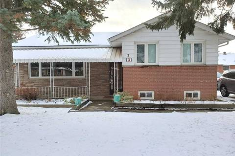 House for rent at 3 Gretna Dr Unit Main Fl Brampton Ontario - MLS: W4635844
