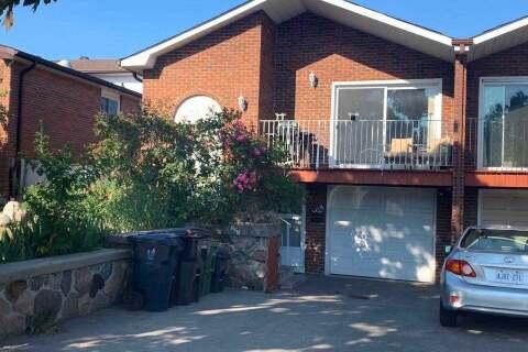 Townhouse for rent at 323 Cherokee Blvd Unit Main Fl Toronto Ontario - MLS: C4821128