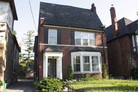 House for rent at 35 Whitehall Rd Unit Main Fl Toronto Ontario - MLS: C4508462