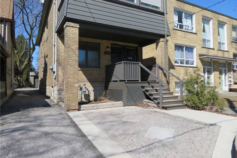 Townhouse for rent at 372 Merton St Unit Main Fl Toronto Ontario - MLS: C4396572