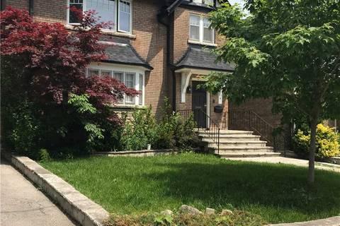 House for rent at 4 Hillholm Rd Unit Main Fl Toronto Ontario - MLS: C4490246