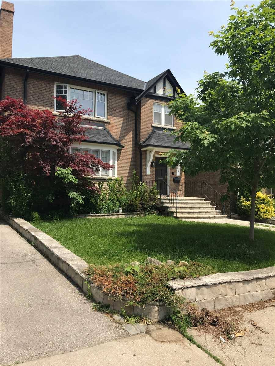 House for rent at 4 Hillholm Rd Unit Main Fl Toronto Ontario - MLS: C4490246