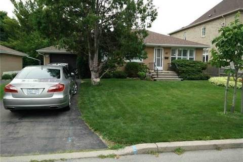 House for rent at 46 Transwell Ave Unit Main Fl Toronto Ontario - MLS: C4604454