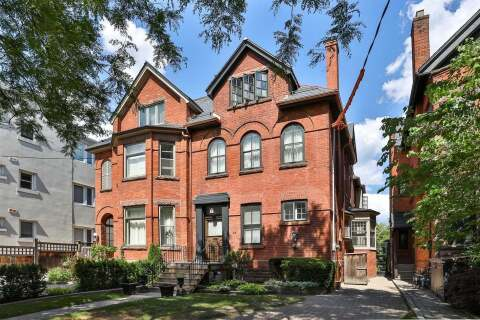 Townhouse for rent at 49 Rosedale Rd Unit Main Fl Toronto Ontario - MLS: C4814873