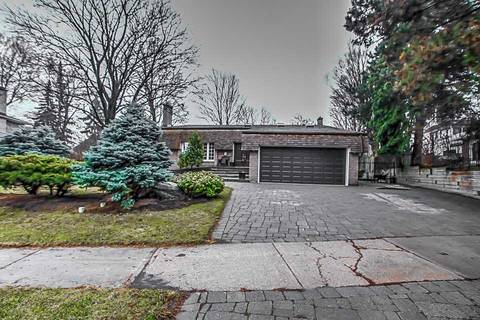 House for rent at 5 Caravan Dr Unit Main Fl Toronto Ontario - MLS: C4412085