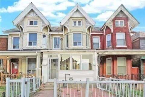 Townhouse for rent at 575 Dufferin St Unit 1st Flr Toronto Ontario - MLS: C4769535