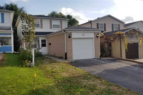 House for rent at 760 Pam Cres Unit Main Fl Newmarket Ontario - MLS: N4615784