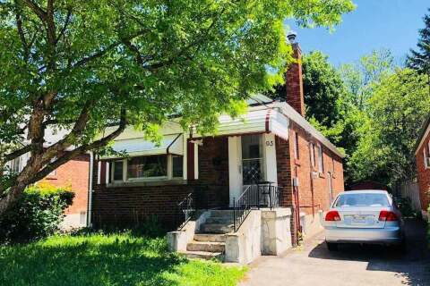 House for rent at 93 Cedarcrest Blvd Unit Main Fl Toronto Ontario - MLS: E4787937