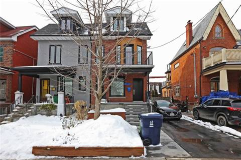Townhouse for rent at 612 Manning Ave Unit Main/Lo Toronto Ontario - MLS: C4675112