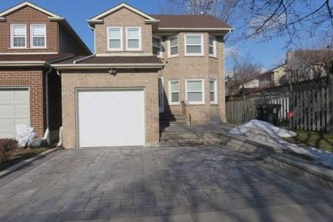 House for rent at 76 Captain Hall Ct Unit Main 2 Toronto Ontario - MLS: E4651832