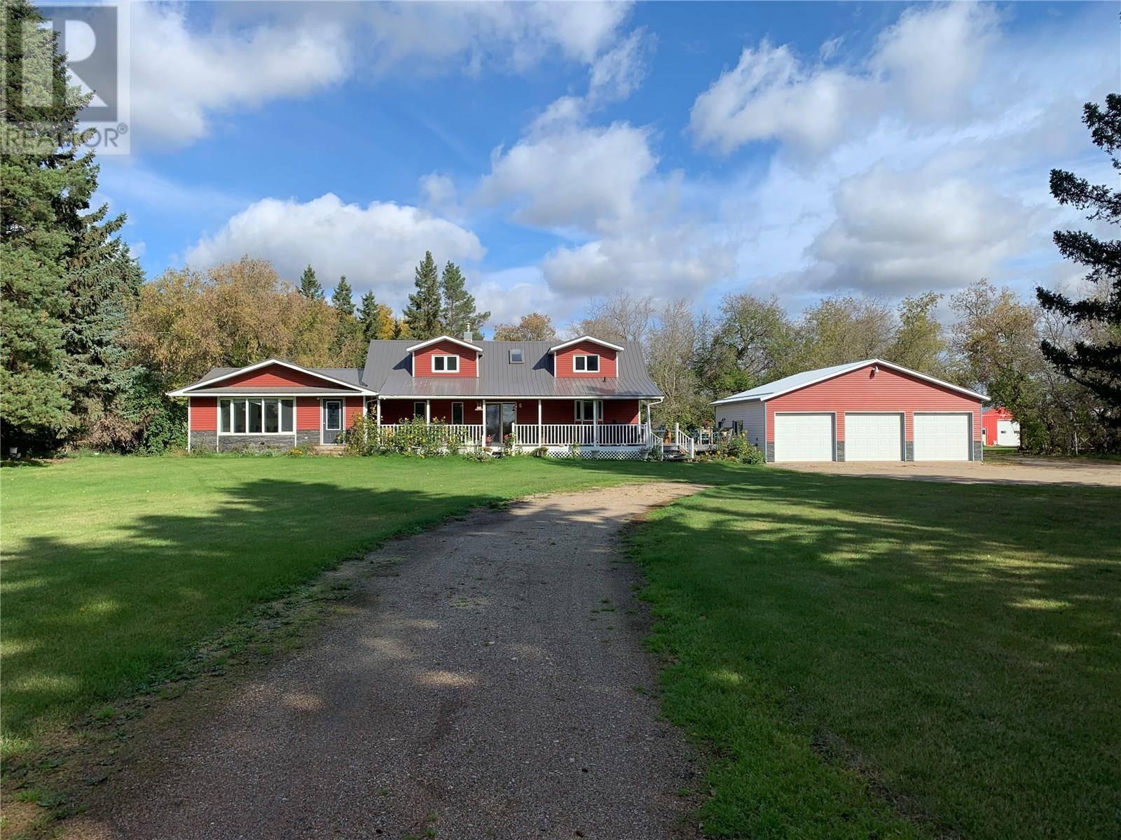 House for sale at  Malcolm Acreage  Churchbridge Rm No. 211 Saskatchewan - MLS: SK803417