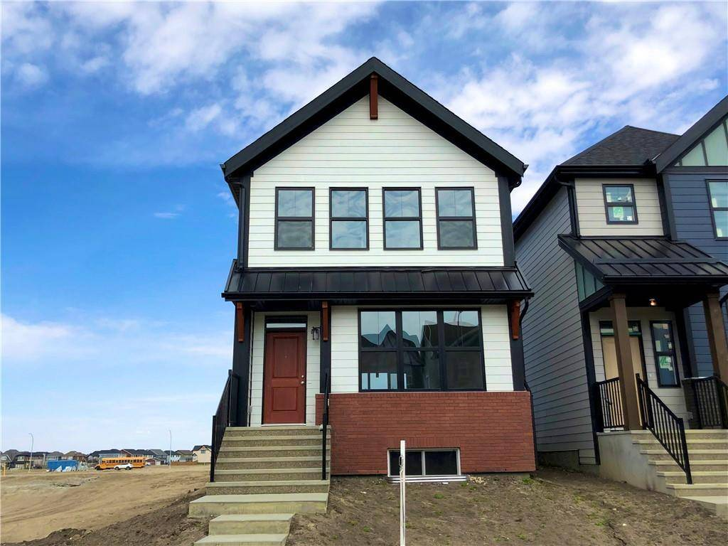 House for sale at  Masters Ro  Se Mahogany, Calgary Alberta - MLS: C4214076