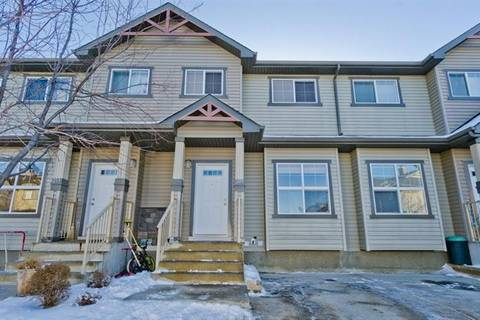 Townhouse for sale at 209 Ranch Ridge Meadow Unit Md Strathmore Alberta - MLS: C4279579