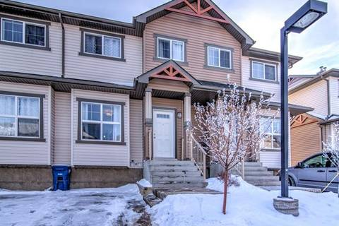 Townhouse for sale at 227 Ranch Ridge Meadow Unit Md Strathmore Alberta - MLS: C4288343