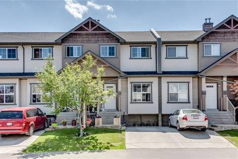 Townhouse for sale at 233 Ranch Ridge Meadow Unit Md Strathmore Alberta - MLS: C4278264