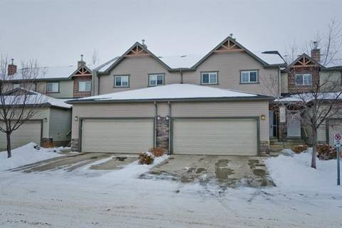 Townhouse for sale at 325 Ranch Ridge Meadow Unit Md Strathmore Alberta - MLS: C4285501