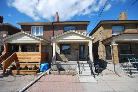 Townhouse for rent at 292 Mortimer Ave Unit Mf & 2F Toronto Ontario - MLS: E4671499