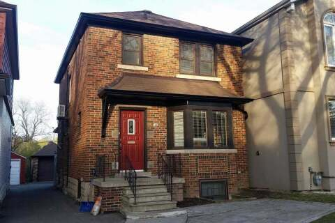 House for rent at 33 Park Hill Rd Unit Mn/2nd Toronto Ontario - MLS: C4790730
