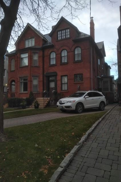 For Rent: Mn Flr - 49 Rosedale Road, Toronto, ON   2 Bed, 1 Bath Townhouse for $4600.00. See 12 photos!