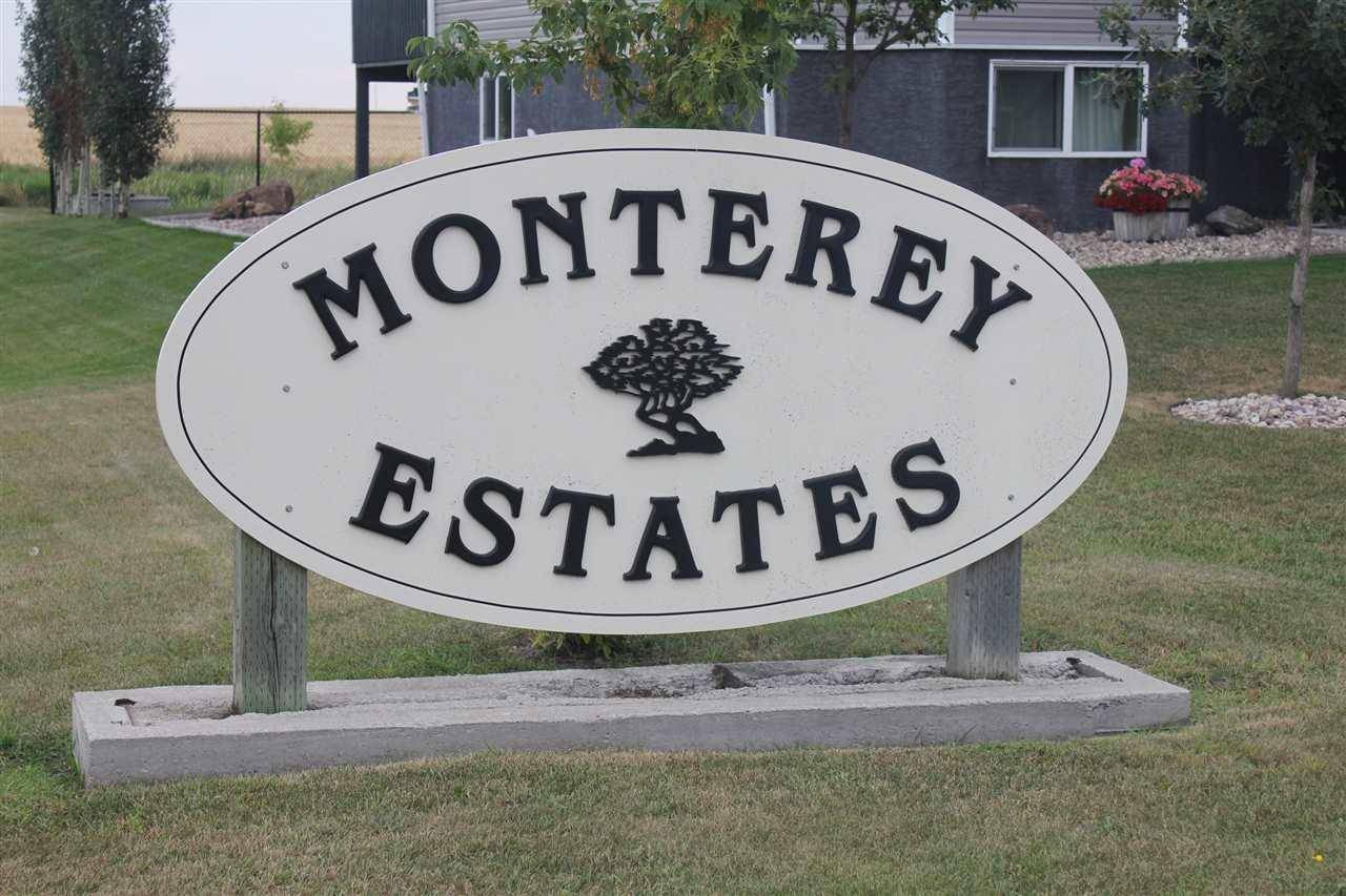 Residential property for sale at  Monterey Es  Wetaskiwin Alberta - MLS: E4126973