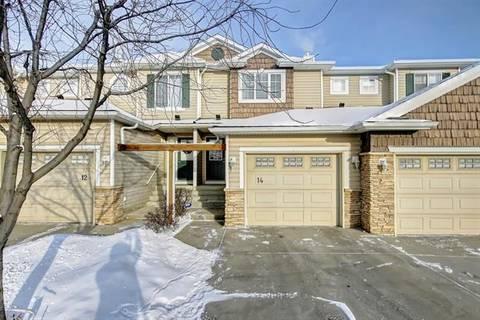 Townhouse for sale at 14 Royal Birch Mount Northwest Unit Mt Calgary Alberta - MLS: C4281840