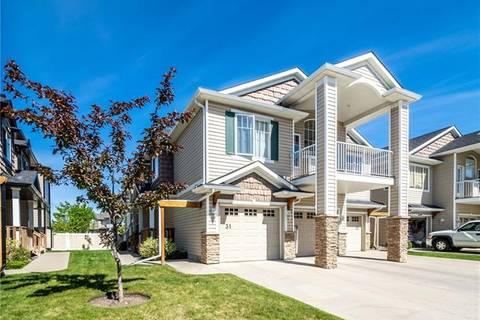 Townhouse for sale at 31 Royal Birch Mount Northwest Unit Mt Calgary Alberta - MLS: C4285519