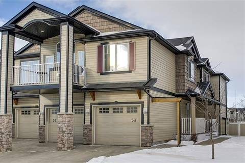 Townhouse for sale at 33 Royal Birch Mount Northwest Unit Mt Calgary Alberta - MLS: C4280146