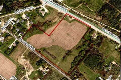 Commercial property for sale at N/A Arthur St Blue Mountains Ontario - MLS: X4781192