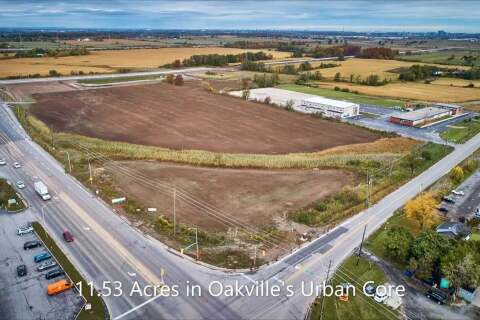Commercial property for sale at N/A Burnhamthopre Rd Oakville Ontario - MLS: W4951344