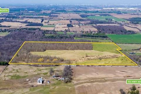 Residential property for sale at 0 Fifth Line & 5 Side Rd Halton Hills Ontario - MLS: W4665330