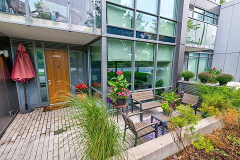 Condo for sale at 120 Bayview Ave Unit N109 Toronto Ontario - MLS: C4580956