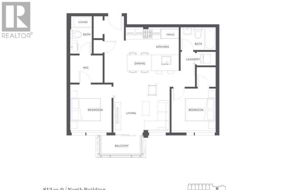 Condo for sale at 1105 Pandora  Unit N212 Victoria British Columbia - MLS: 831770