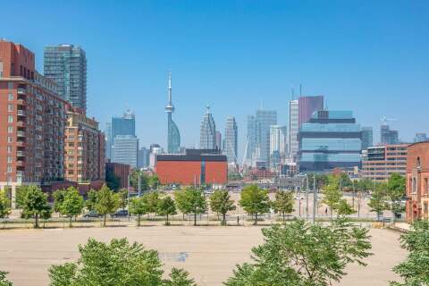 Apartment for rent at 455 Front St Unit N215 Toronto Ontario - MLS: C4825774