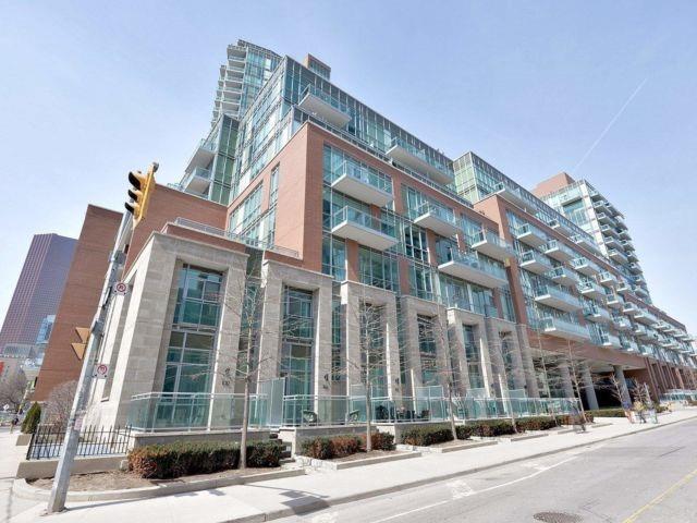 Vu North Tower Condos: 116 George Street, Toronto, ON