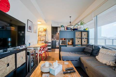 Apartment for rent at 455 Front St Unit N319 Toronto Ontario - MLS: C4719685