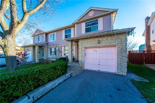 For Sale: N4018494, Markham, ON | 3 Bed, 2 Bath Townhouse for $888,888. See 20 photos!