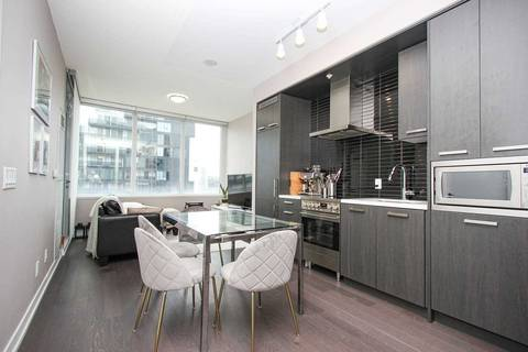 Apartment for rent at 120 Bayview Ave Unit N508 Toronto Ontario - MLS: C4672000