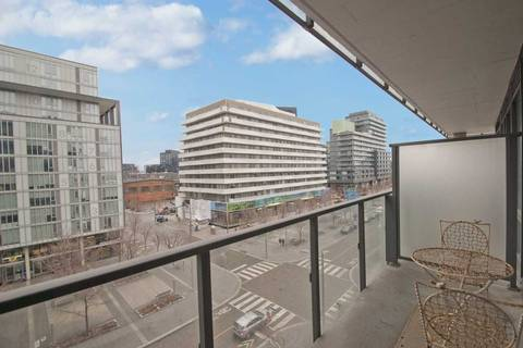 Apartment for rent at 455 Front St Unit N508 Toronto Ontario - MLS: C4666858